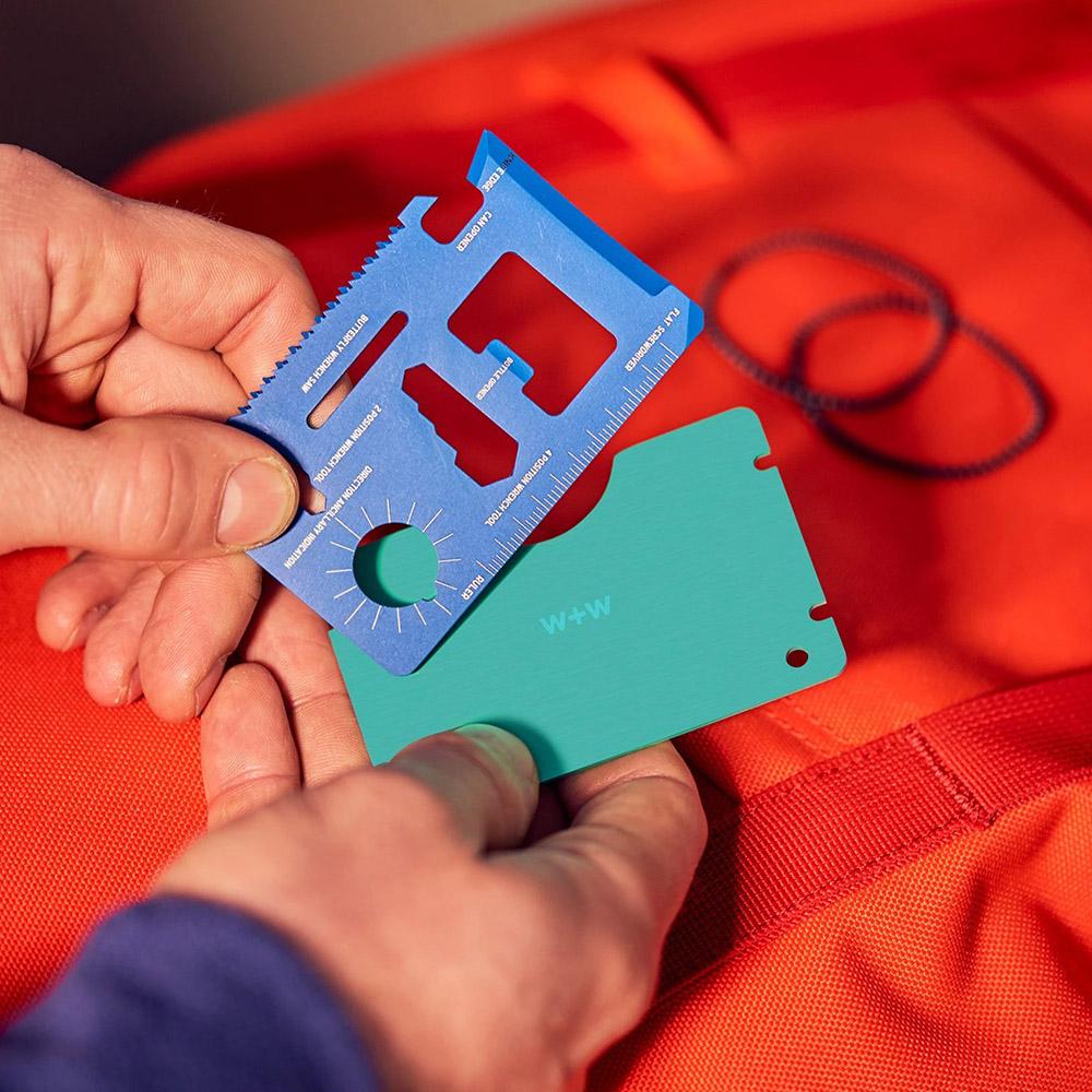 W+W|多功能卡片工具組