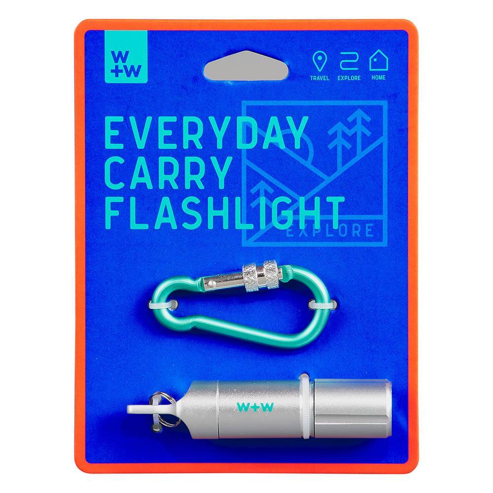 W+W|日常便攜迷你手電筒