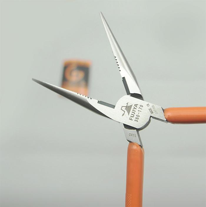 (複製)FUJIYA日本富士箭|超省力膠柄鋼絲鉗200mm