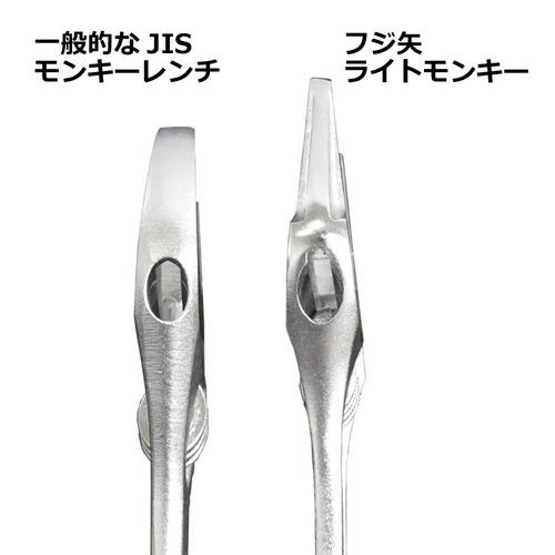 FUJIYA日本富士箭|超大開口輕量活動板手-43mm