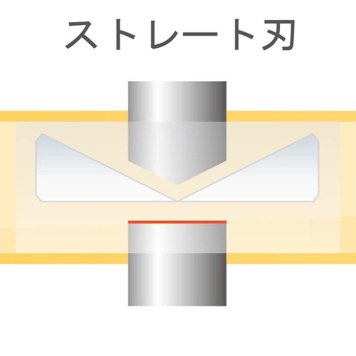 (複製)FUJIYA日本富士箭 圓刃塑膠斜口鉗150mm