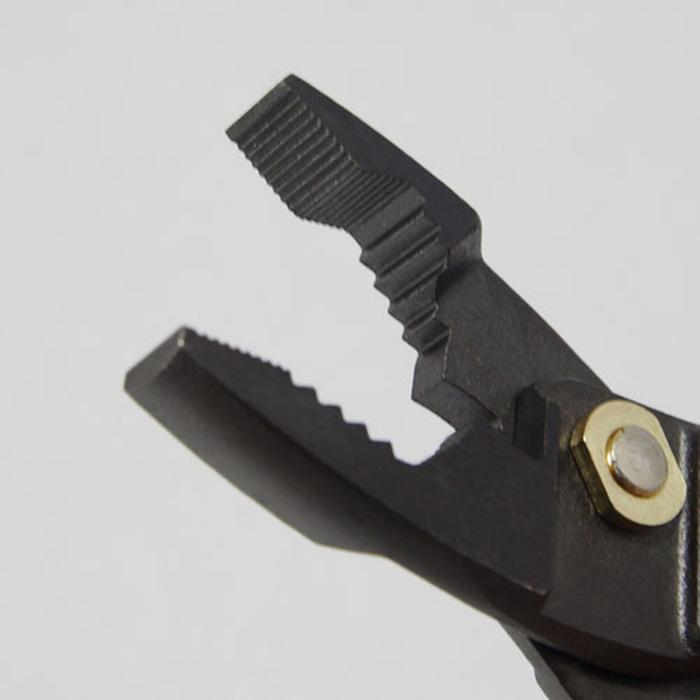 (複製)FUJIYA日本富士箭|歐式強力斜口鉗175mm-黑金