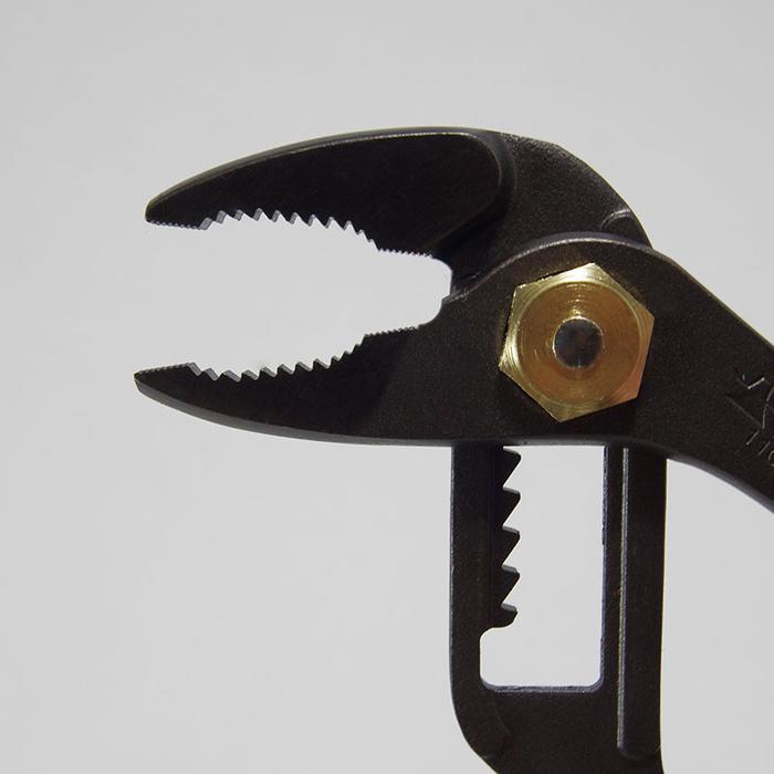 (複製)FUJIYA日本富士箭|超輕量菱形刃口幫浦鉗250mm-黑金