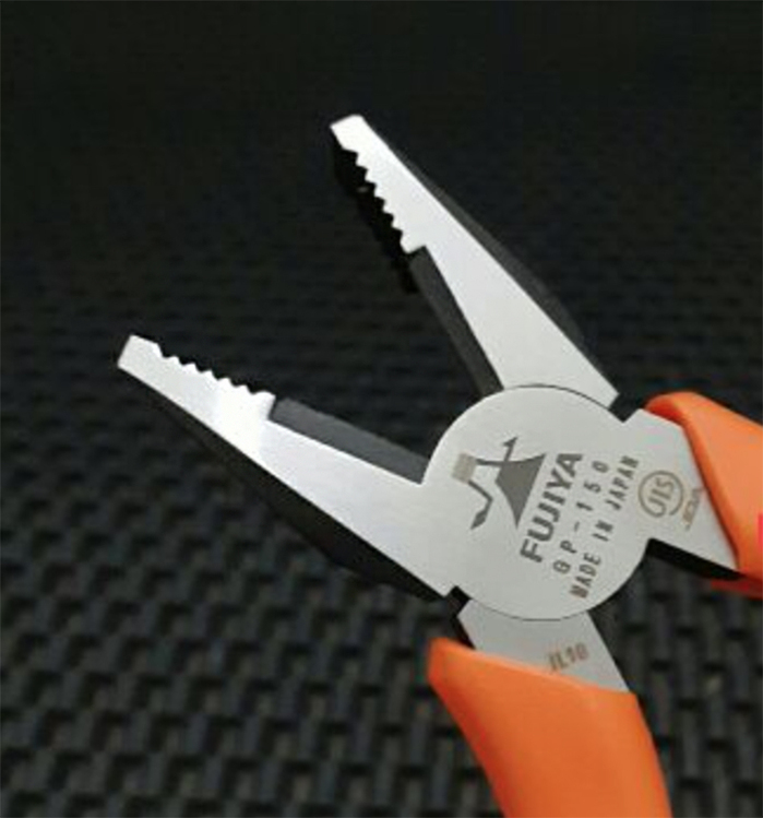 (複製)FUJIYA日本富士箭|超輕量幫浦鉗-附起子250mm-黑金