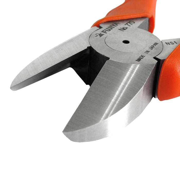 (複製)FUJIYA日本富士箭 強力型斜口鉗-偏芯歐式175mm