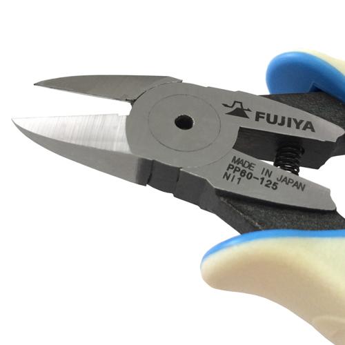 FUJIYA日本富士箭|科技型膠柄斜口鉗125mm