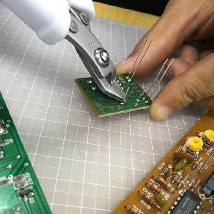 (複製)FUJIYA日本富士箭 科技型膠柄斜口鉗150mm