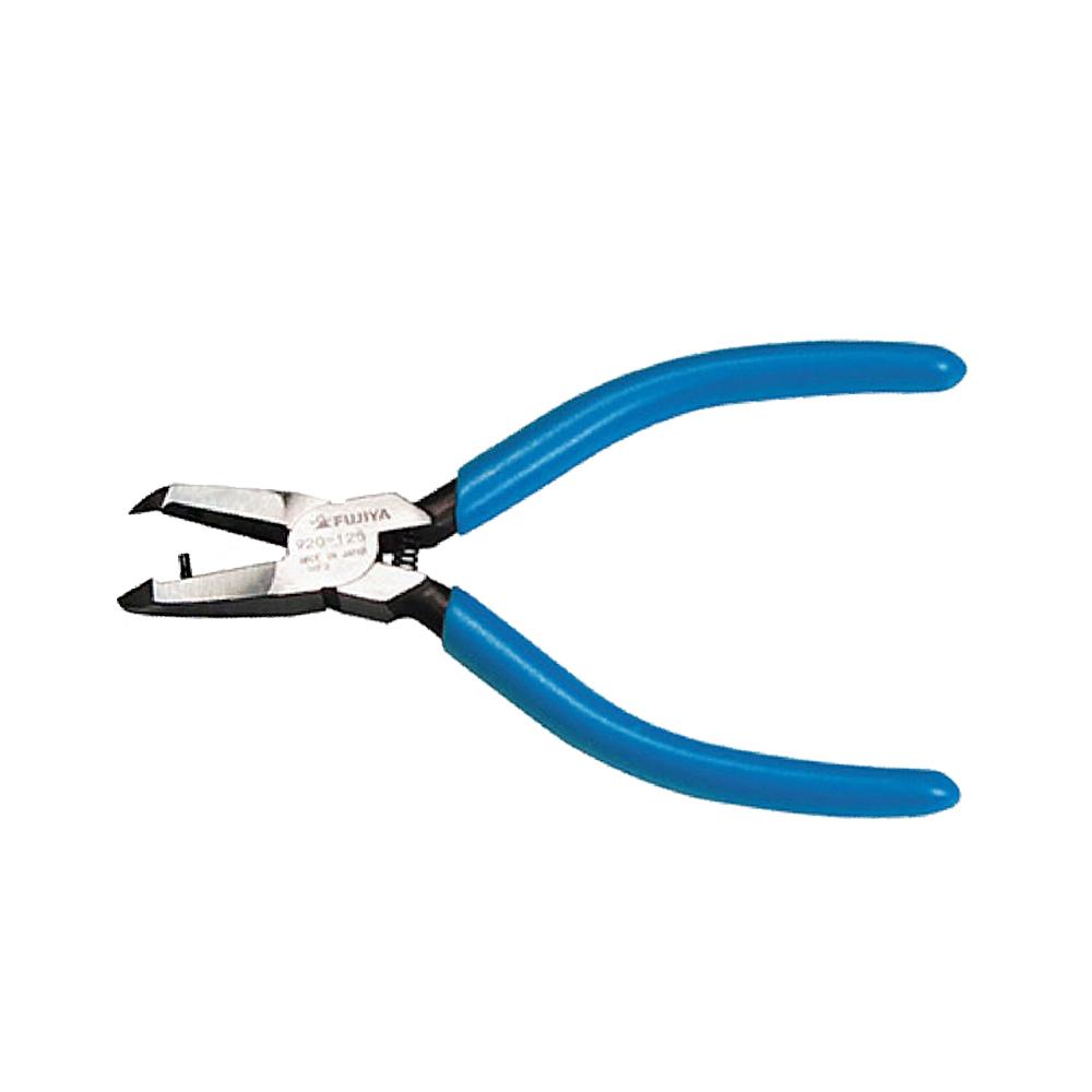 FUJIYA日本富士箭|小斜刃塑膠斜口鉗125mm