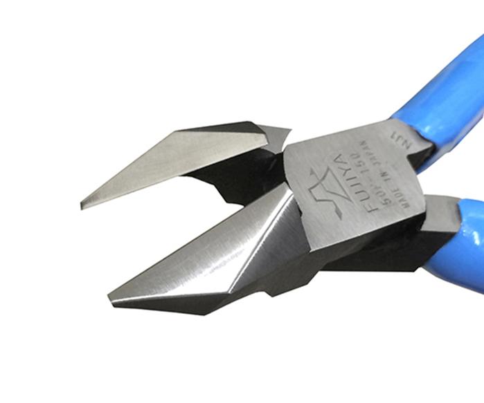 (複製)FUJIYA日本富士箭|小斜刃塑膠斜口鉗125mm