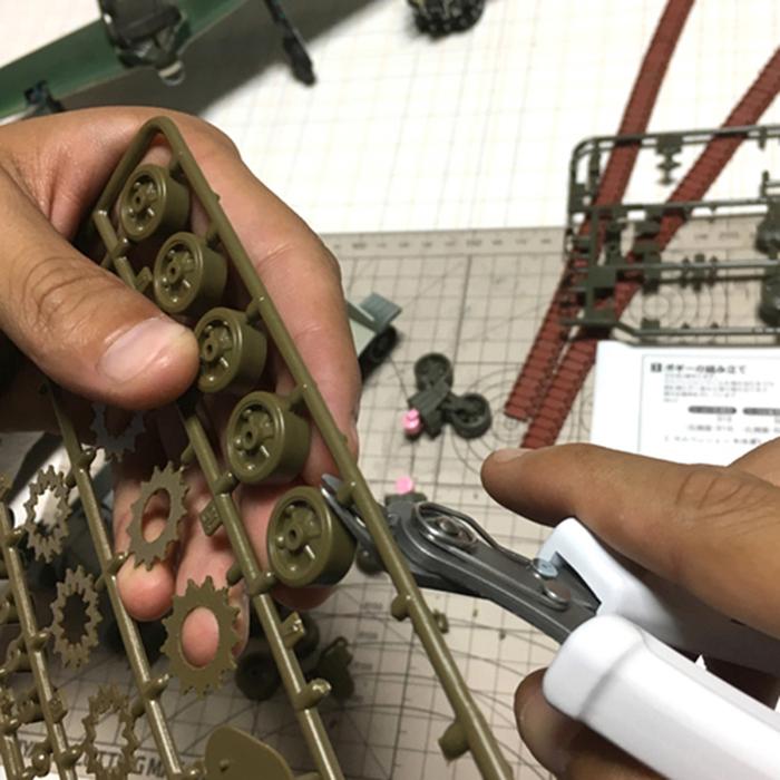 (複製)FUJIYA日本富士箭|斜刃塑膠斜口鉗150mm