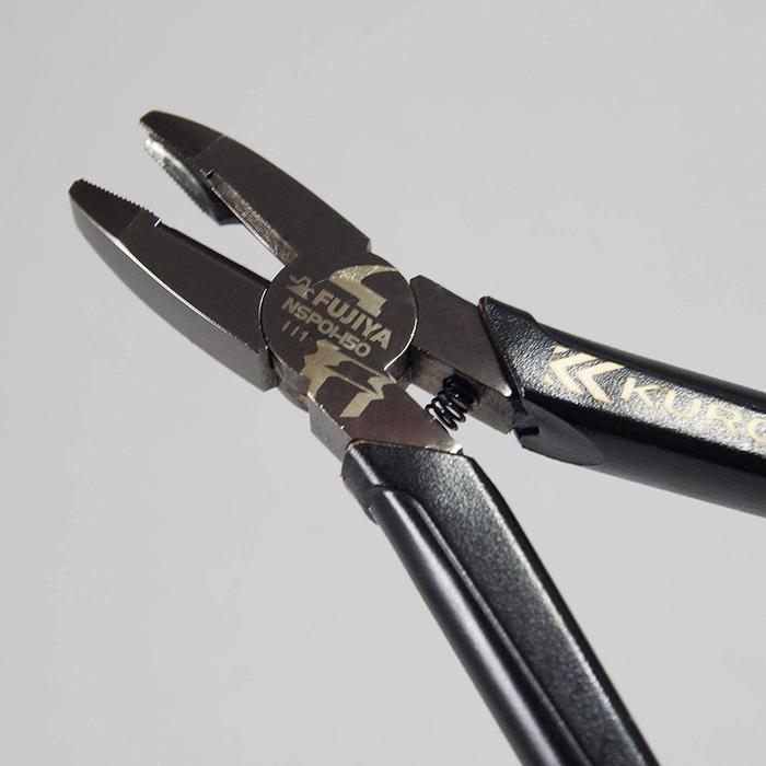 (複製)FUJIYA日本富士箭|歐式薄型電子斜口鉗-抗靜電135mm