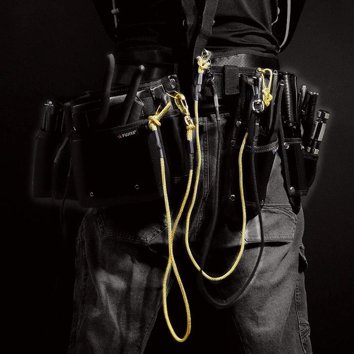 (複製)FUJIYA日本富士箭|工具安全吊繩-1kg(金)