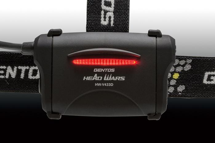(複製)Gentos|W Star專業高亮度頭燈-USB充電 550流明 IP64