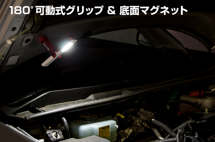 (複製)Gentos Bluster 防水耐震手電筒- 400流明 IP68
