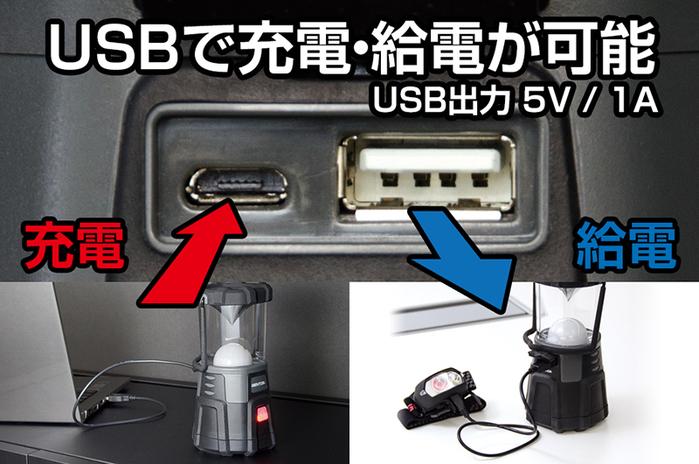 (複製)Gentos|Ganz 小型工作照明燈- USB充電 150流明 IP66