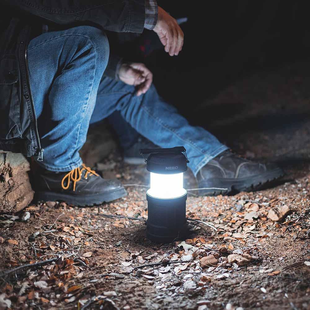 NEBO|Big Poppy 4合1手電筒兩用提燈(盒裝)