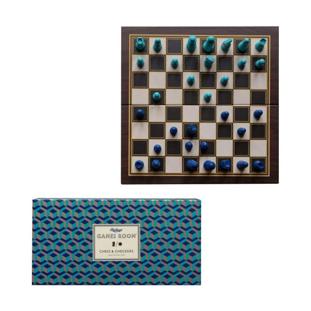 Ridley's Games|經典兩用西洋棋/黑白棋組合