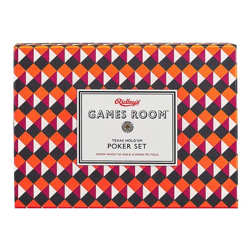 Ridley's Games|經典德州撲克籌碼組合