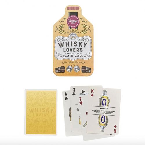 Ridley's Games|威士忌愛好者撲克牌