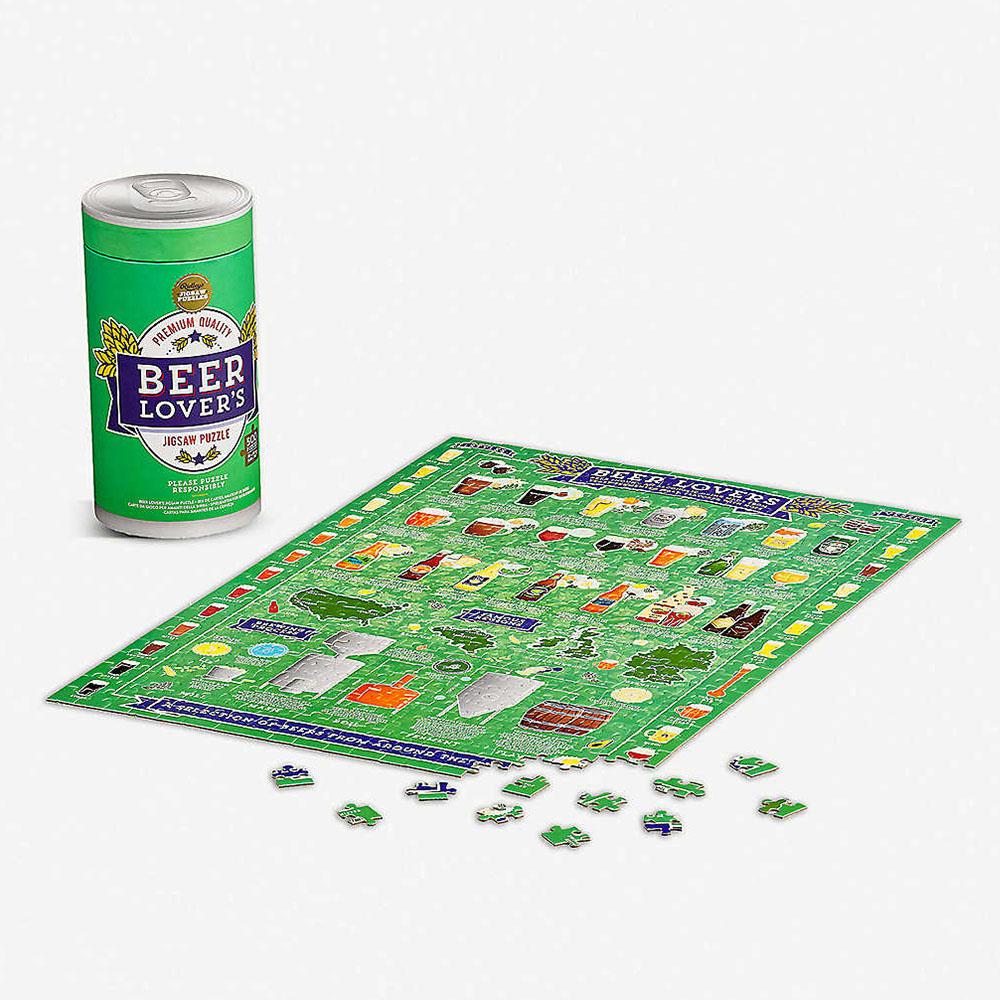 Ridley's Games|啤酒愛好者500片拼圖