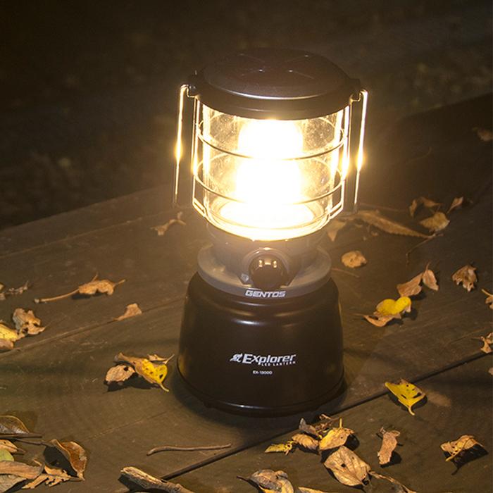 (複製)Gentos|Explorer 露營燈- 450流明 IPX4