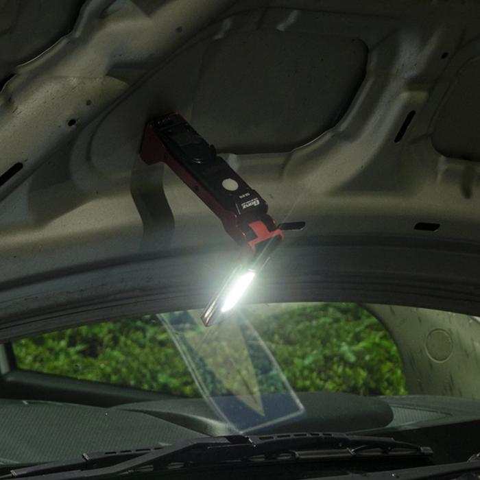 (複製)Gentos 小型工作照明燈 -USB充電 -700流明 -IP64