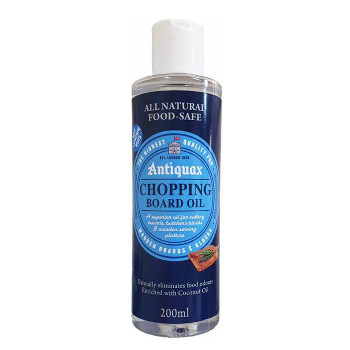 Antiquax 天然砧板保養油 200ml