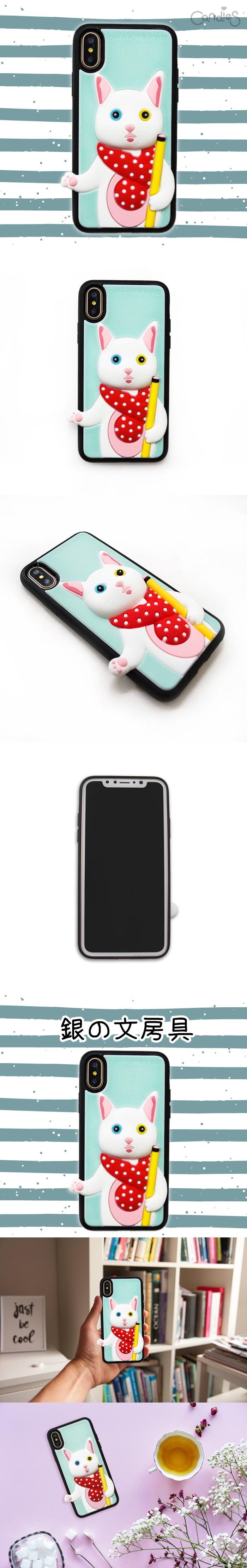 (複製)Candies|珍珠鍊 Cliche晚宴包(綠)-IPhone X/XS