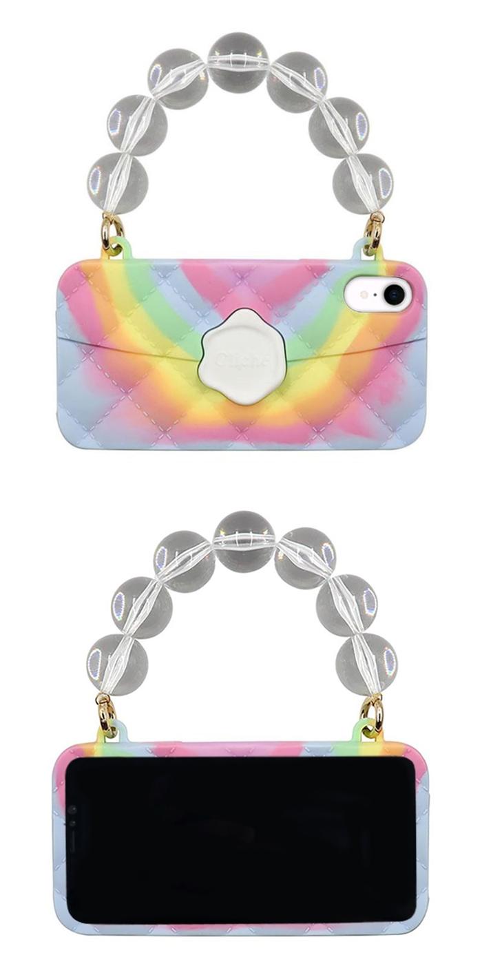 (複製)Candies|彩虹系列LOVE手提包-IPhone XR
