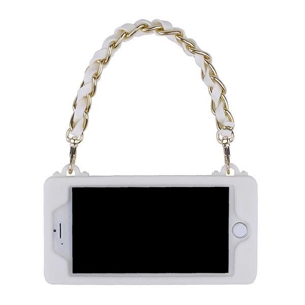 (複製)Candies 晚宴包(膚)-IPhone 7 Plus/IPhone 8 Plus