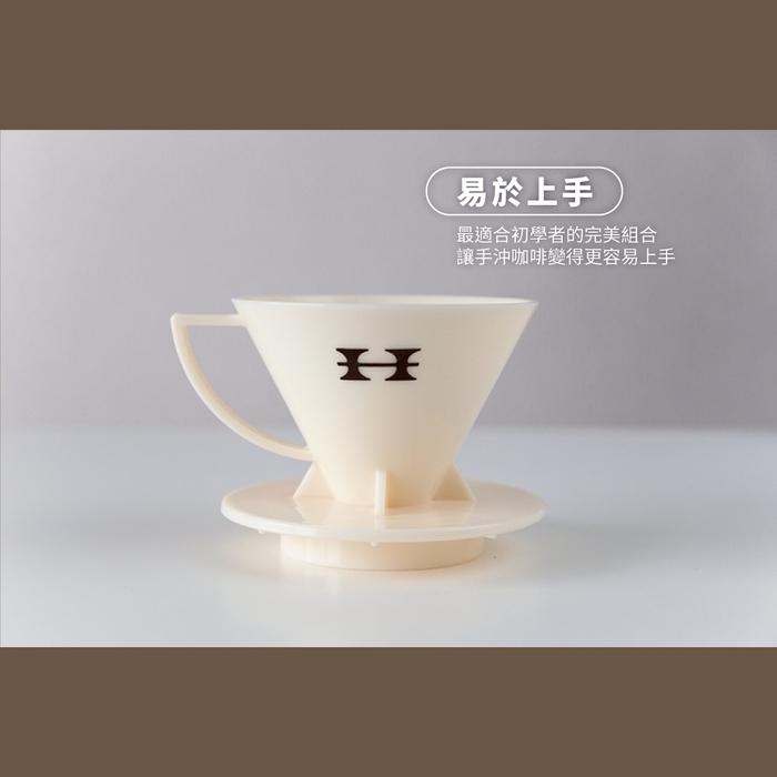 (複製)Horiguchi|日本堀口咖啡2人份濾杯