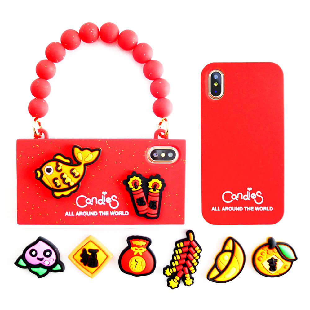Candies Simple系列新年禮品包-IPhone XR