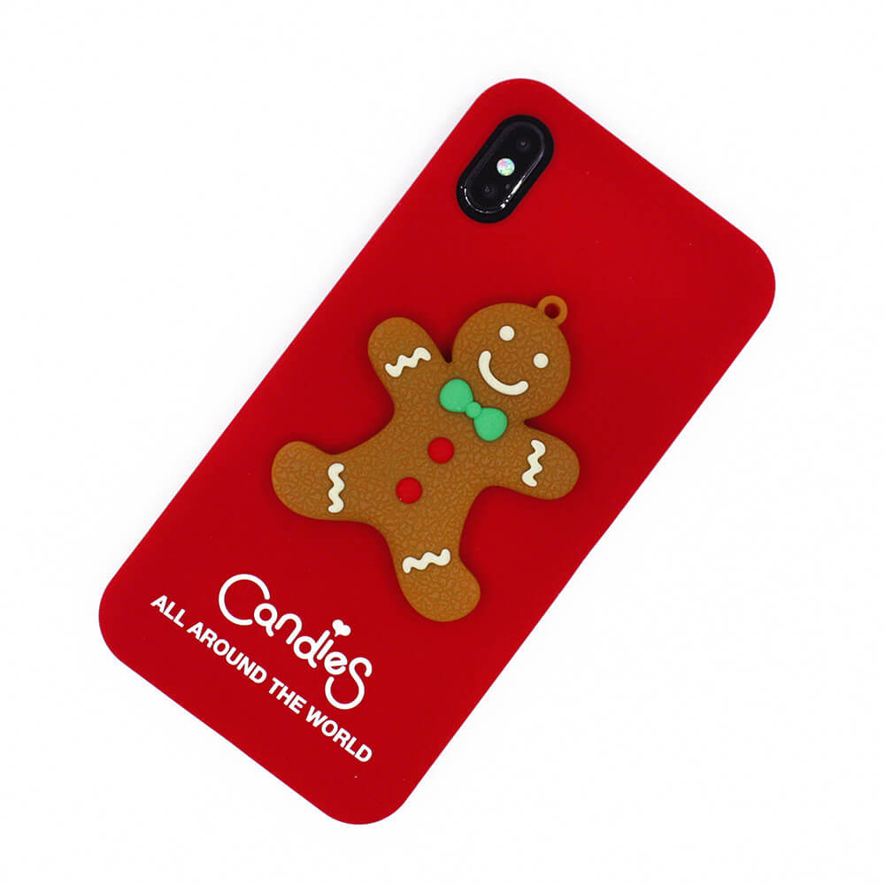 Candies|Simple系列聖誕節禮物包-IPhone X/XS