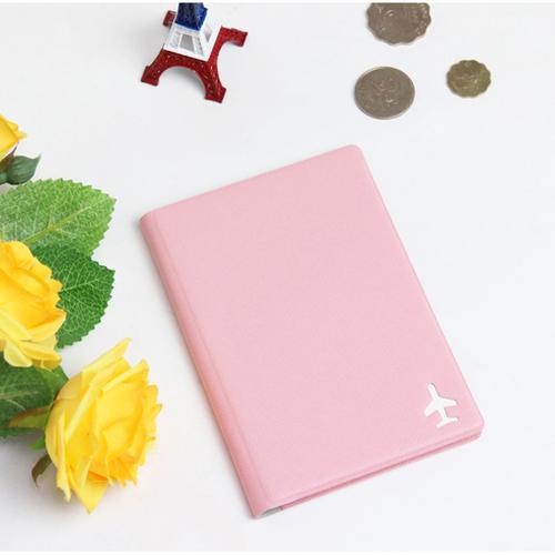 FENICE|證件護照套-小(粉)