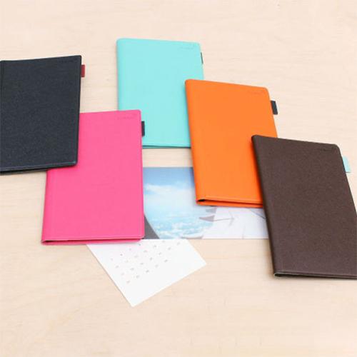 FENICE|護照夾(橘+深藍)