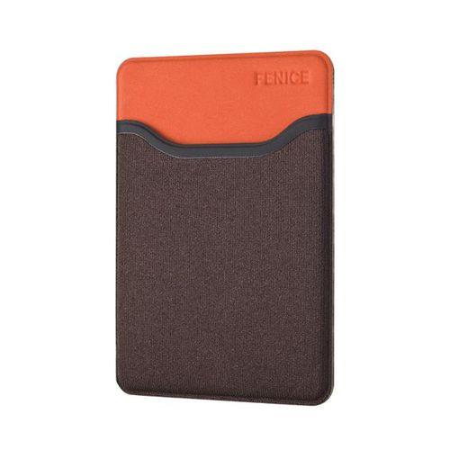 FENICE|便利貼卡片槽(深棕)
