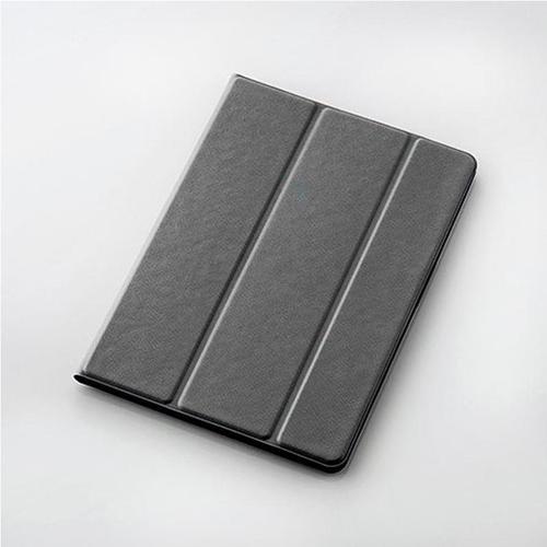 FENICE|超薄型黏貼式I PAD PRO 10.5吋保護皮套(灰)