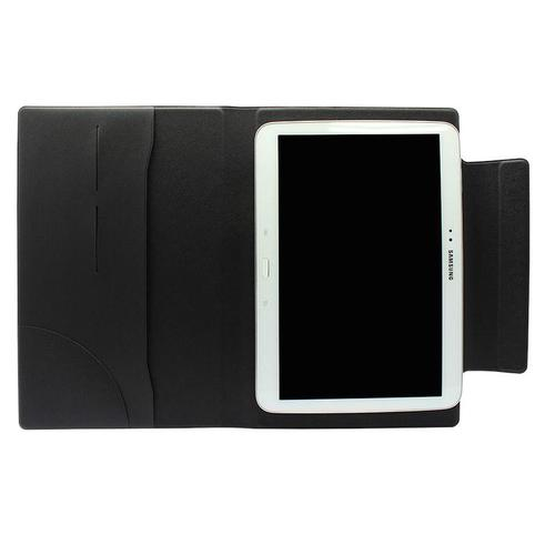 FENICE|超薄型黏貼式10吋平板電腦共用保護皮套(深藍)