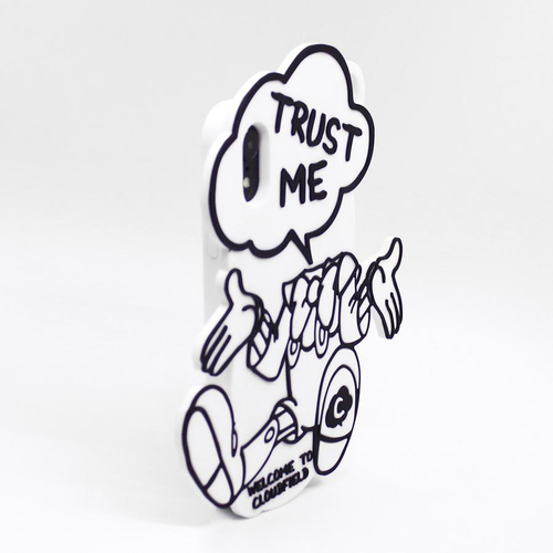 Candies|Candies x Cloudfield聯名款 - Trust Me Case - iPhone XR