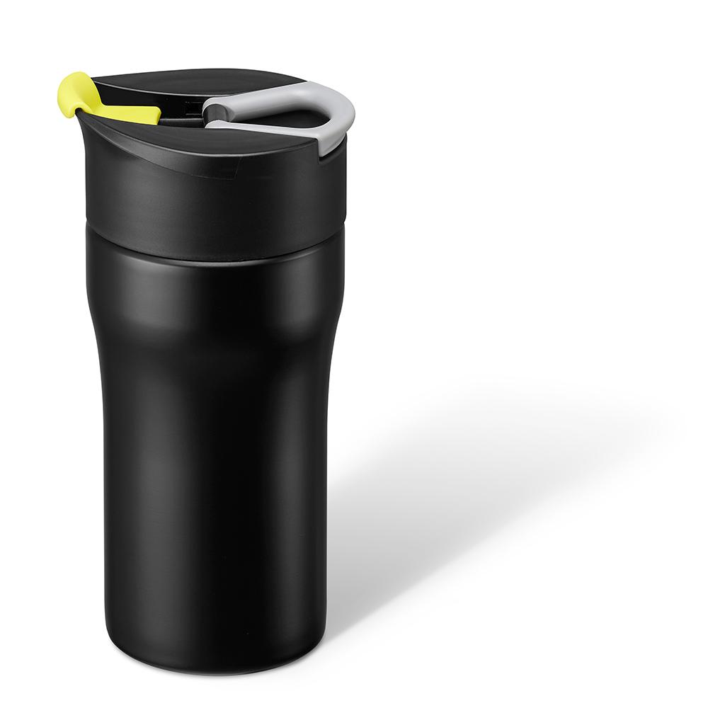 PO:Selected|丹麥便攜法壓保溫咖啡杯12oz (綠)