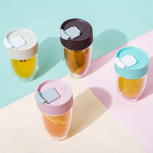 PO:Selected 丹麥奇法雙層玻璃杯325ml(咖啡)