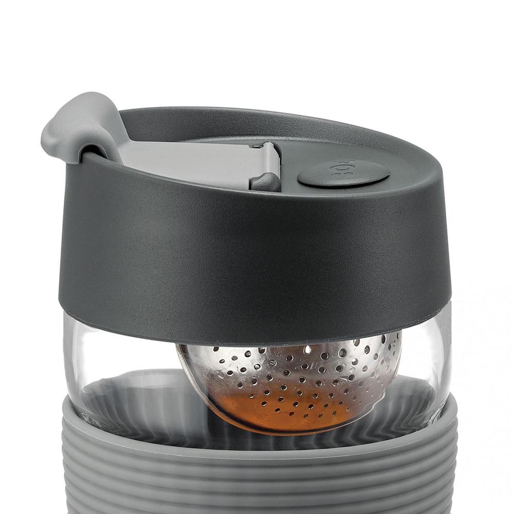 PO:Selected|丹麥磁吸濾球魔力杯12oz (湖水藍)