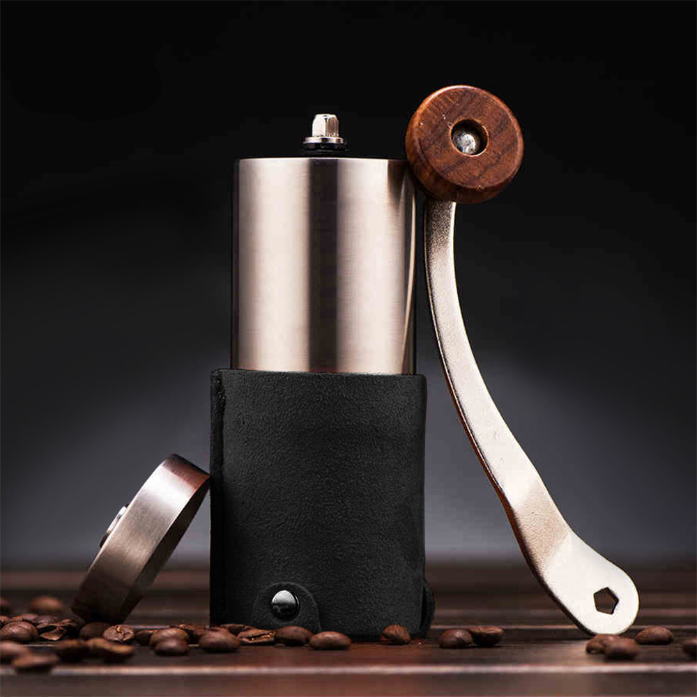 PO:Selected|手動研磨咖啡器(黑)