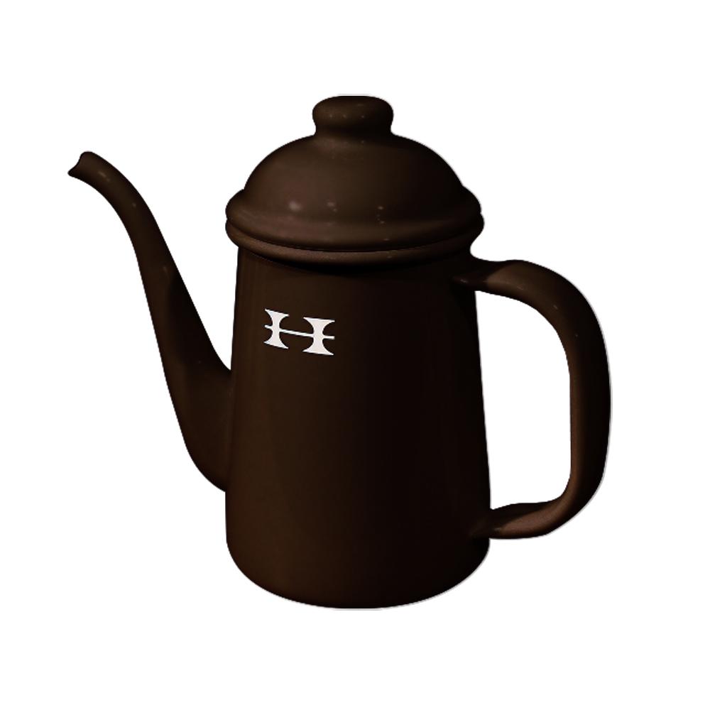 Horiguchi|日本Horiguchi堀口咖啡琺瑯溫水壺(咖啡)