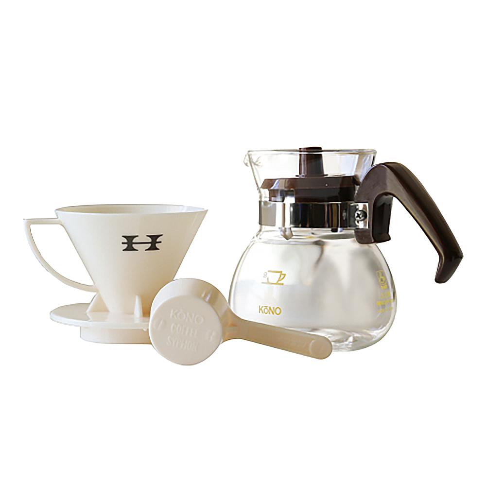 Horiguchi|日本堀口咖啡2人份濾杯咖啡壺組