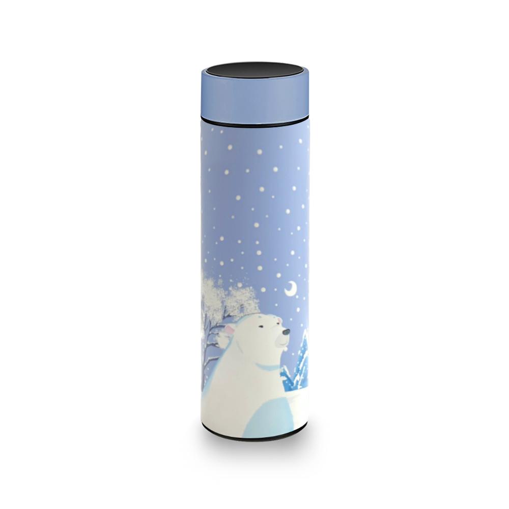 PO:Selected|丹麥溫度智能杯460ml (秋冬限定雪白北極熊)