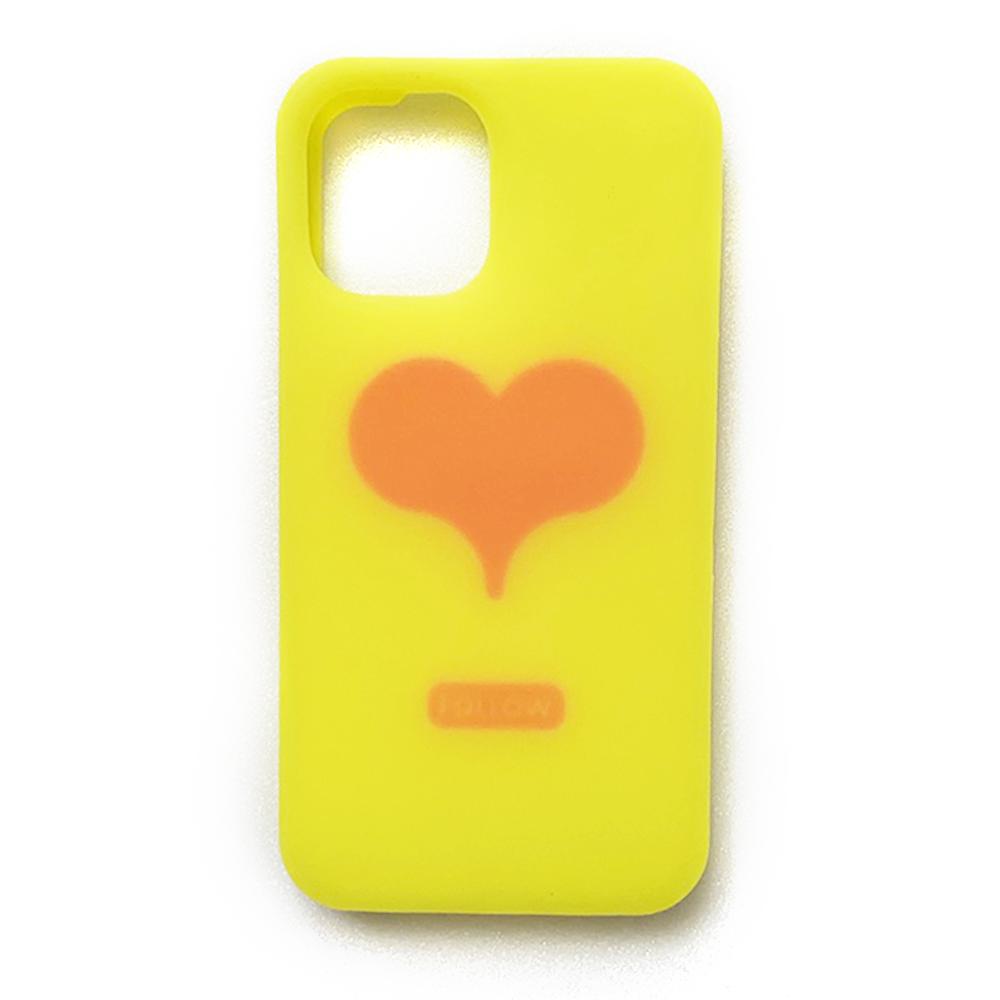 Candies 愛的關注(黃) - iPhone 12 mini