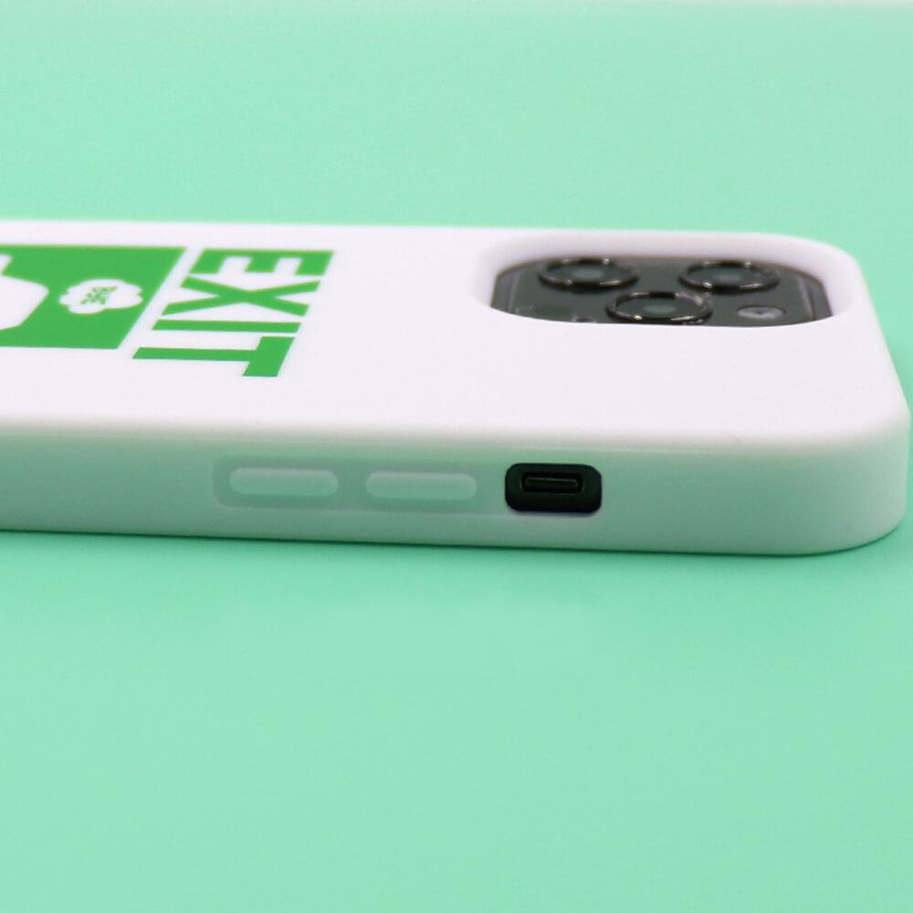 Candies|Candies x Cloudfield聯名款 緊急滑板出口(白) - iPhone 12/12 Pro