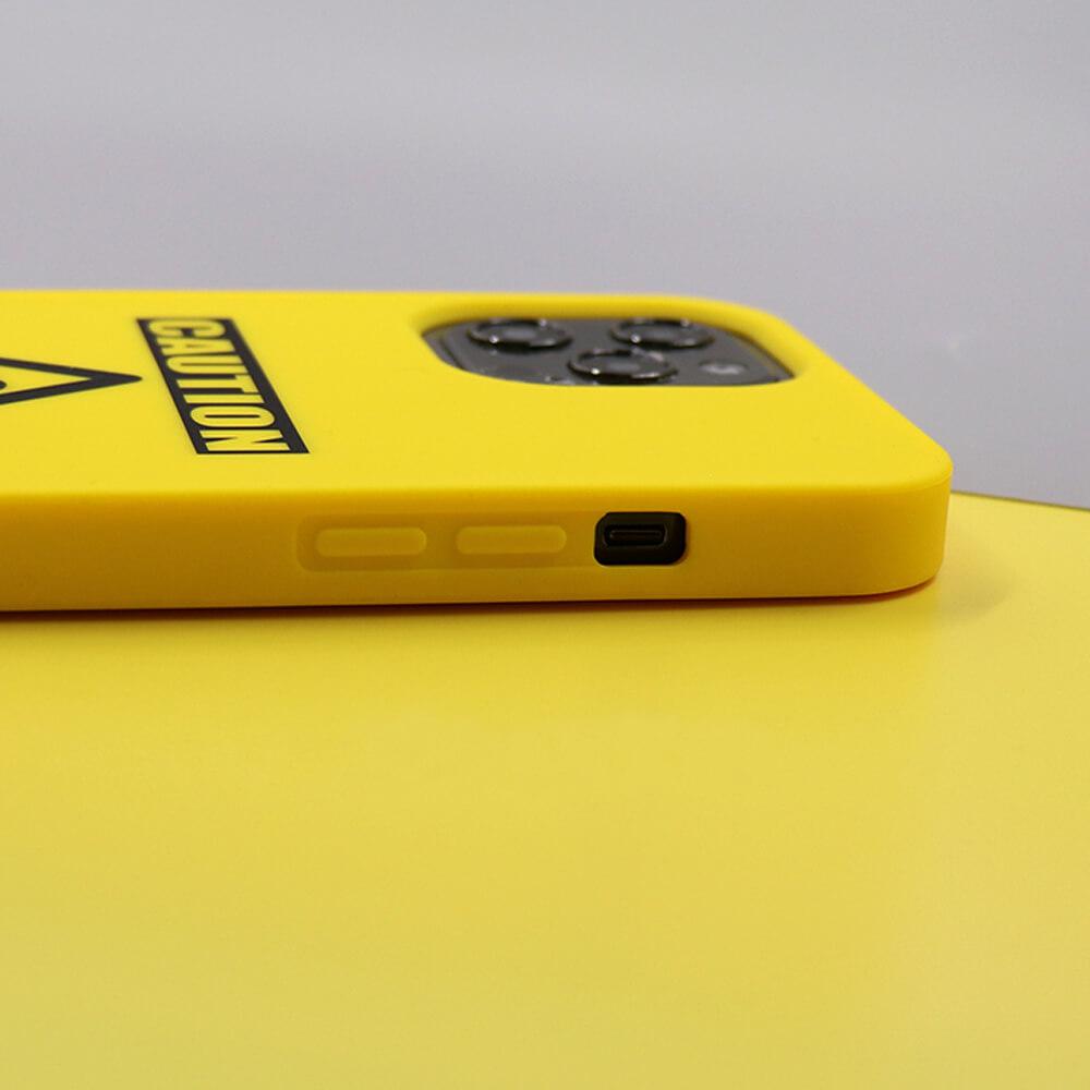 Candies Candies x Cloudfield聯名款 當心滑板(黃) - iPhone 12/12 Pro