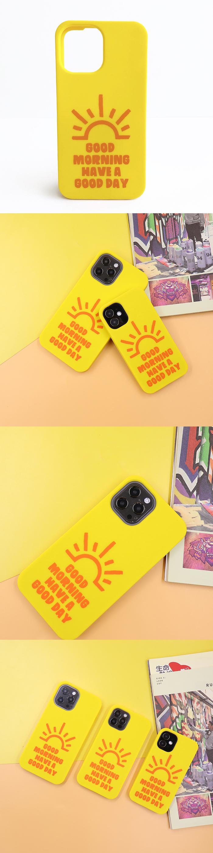 (複製)Candies|Simple系列 摔角要不要(綠) - iPhone 12/12 Pro